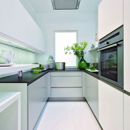 How to make the most from your small kitchen?