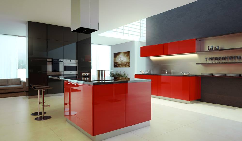 How to optimise the space in your kitchen