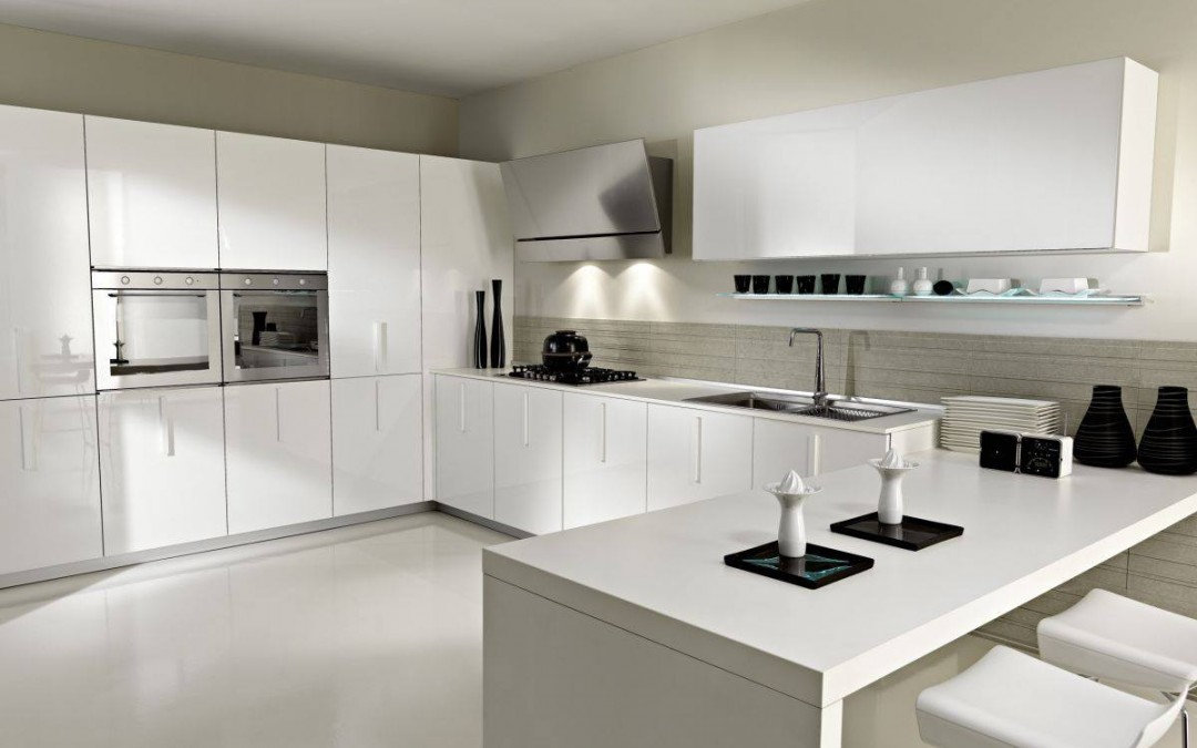 The benefits of a kitchen island