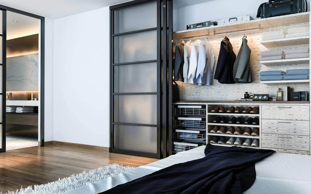 3 Reasons you should invest in fitted wardrobes