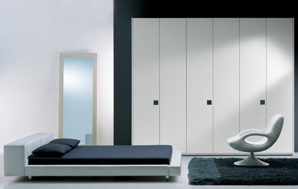 Why fitted wardrobes will help to transform your bedroom
