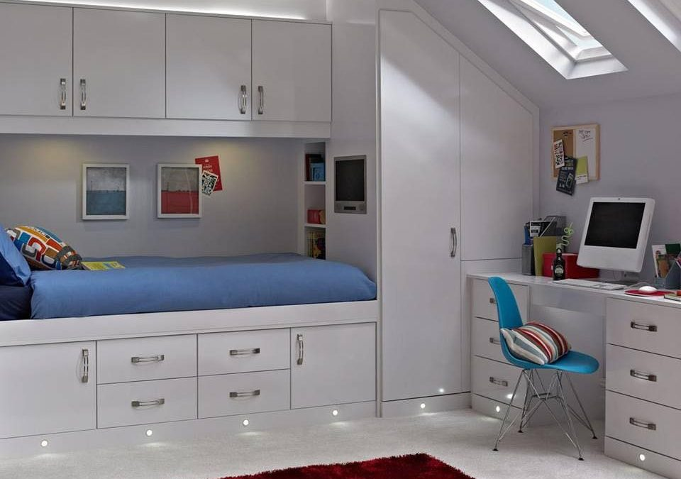 4 Ways to transform your fitted wardrobes into the ultimate storage space
