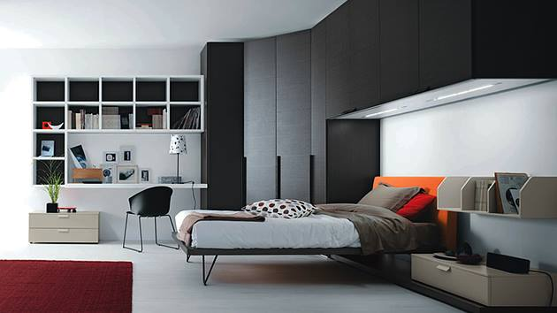 Make your bedroom the ultimate relaxing retreat