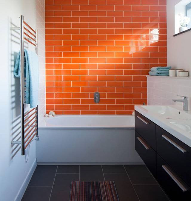 Give your bathroom a colour boost!