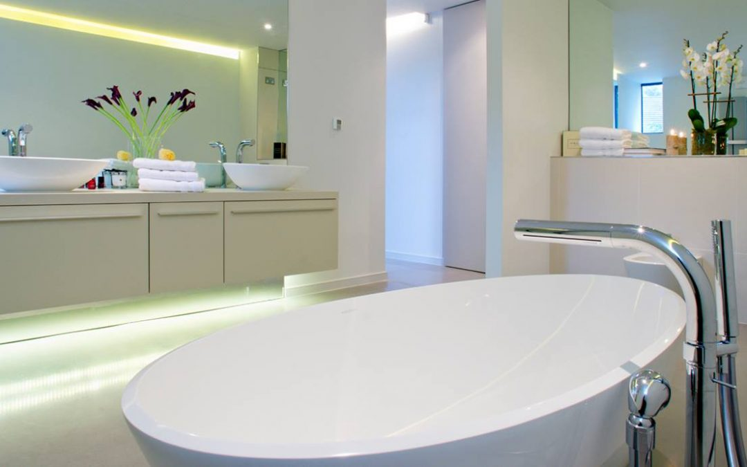 How to make your bathroom the perfect place to unwind and relax